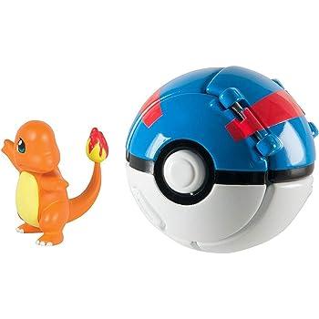 Tomy Pokemon jeter /'N/' Pop POKE BALL Ultra Ball pikacho Âge 4