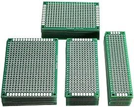 40pcs FR-4 2.54mm Double Prototype Printed Circuit Board - Arduino Compatible SCM & DIY Kits Arduino Compatible SCM Components-40 x FR-4 double side prototype PCB printed circuit board