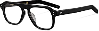 EyeGlow Eyewear Frames for Men Optical Men Eyeglasses Frames Fashion Classic Style Kingsman Glass