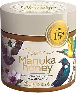 Manuka Honey UMF15+ bee-friendly, eco-friendly, raw and pure by Tahi … (250 gram)