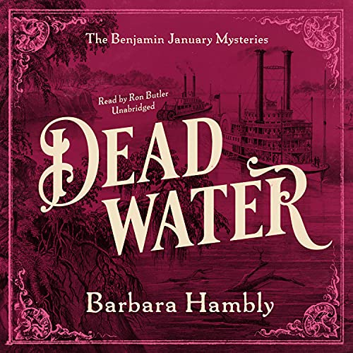 Dead Water cover art