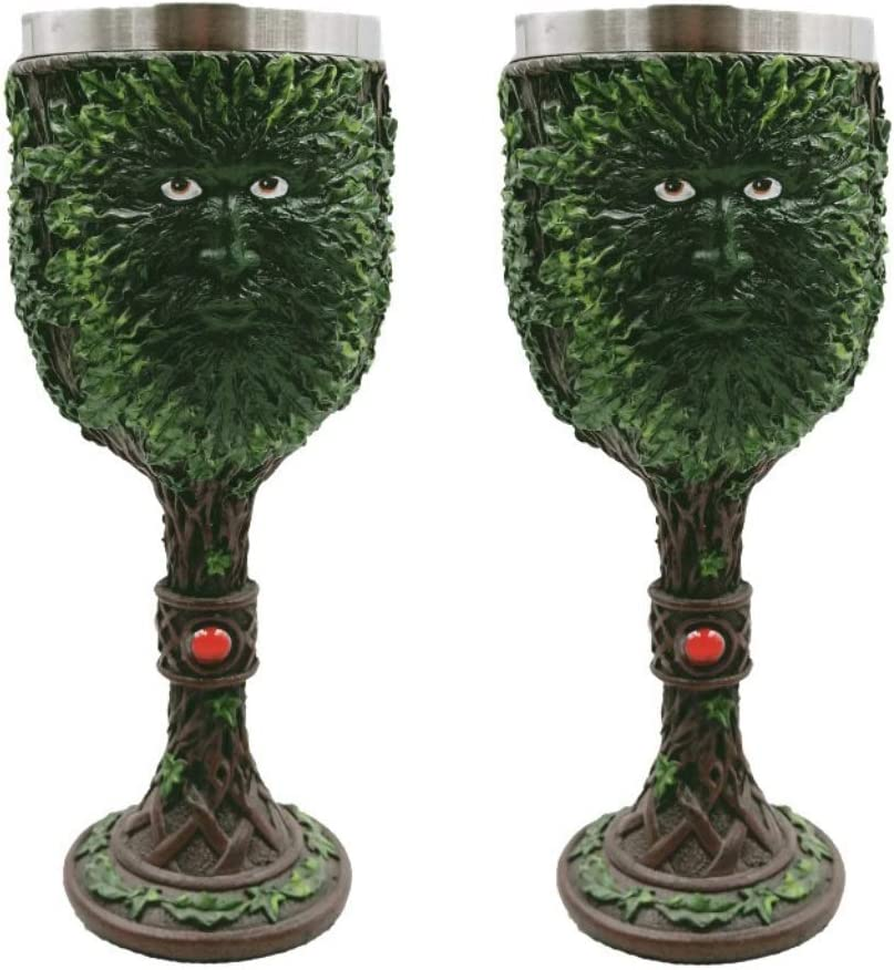 ZCX Goblet Stainless Steel Resin Wine Sets Tulsa Mall Glass Saucer Rapid rise Cup