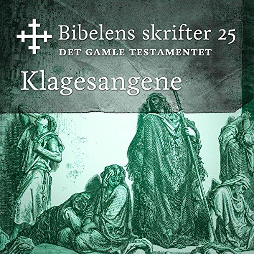 Klagesangene (Bibel2011 - Bibelens skrifter 25 - Det Gamle Testamentet) cover art