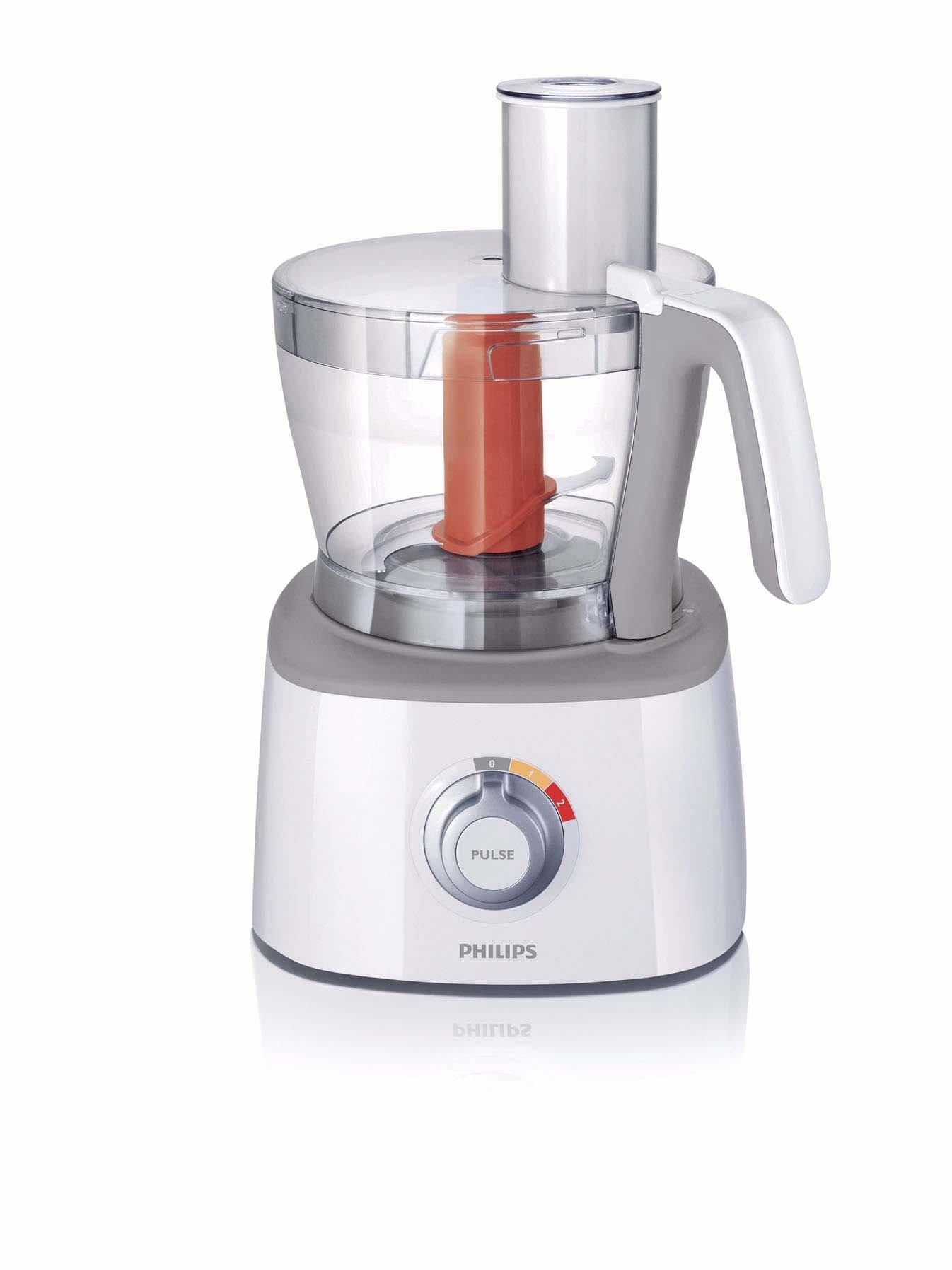 Philips HR7771 Food processor, 50-60 Hz, 220-240 V, 1.2 m - Robot de cocina: Amazon.es: Hogar