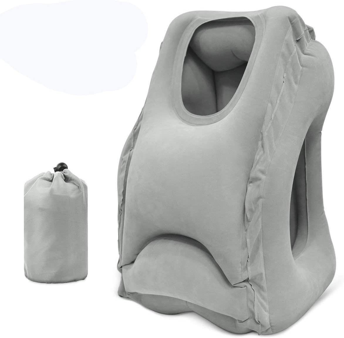 Inflatable Travel Pillow - Comfort and C with a Multifunctional Genuine Save money