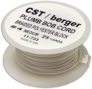CST//berger 11-552 16oz Brass Plumb Bob