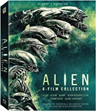 Alien: 6-Film Collection (6 Blu-Ray) [Edizione: Stati Uniti] [Italia] [Blu-ray]