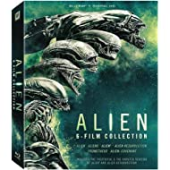 Alien 6-film Collection [bd + Dhd] [Blu-ray]
