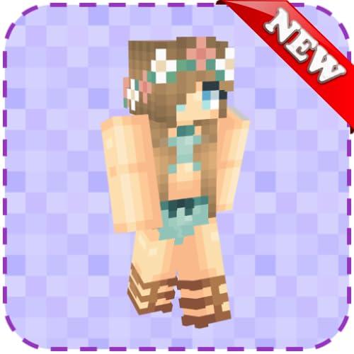 Bikini Skins for Minecraft PE