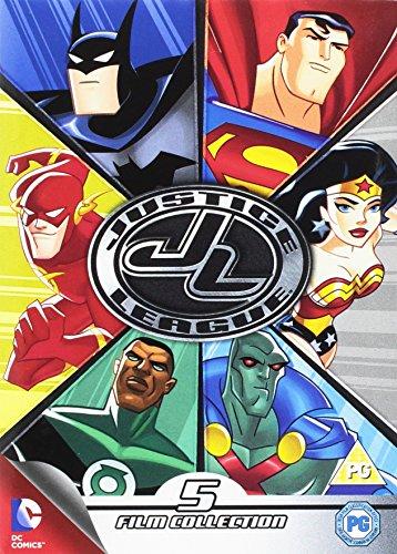 Justice League: Collection [Edizione: Regno Unito] [Edizione: Regno Unito]