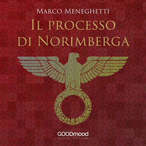 Il processo di Norimberga audiobook cover art