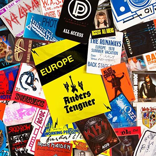 『Europe』のカバーアート