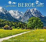 ... geliebte Berge 2020 - DuMont Wandkalender - mit den wichtigsten Feiertagen - Format 38,0 x 35,5 cm - DUMONT Kalenderverlag