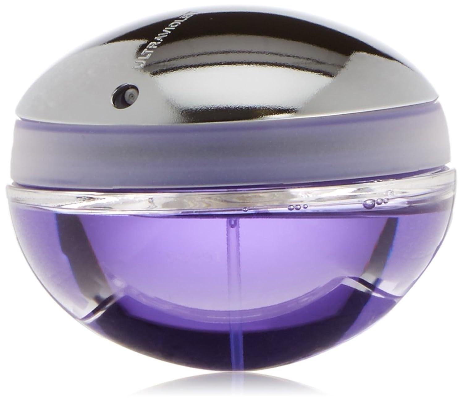 レザー歯車嫌なパコラバンヌ ウルトラバイオレット オードパルファム EDP 80mL 香水
