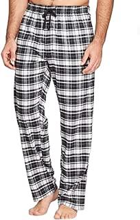 Men's 100% Cotton Flannel Plaid Pajama Pant