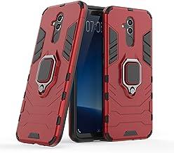 Cocomii Black Panther Ring Huawei Mate 20 lite Case, Slim Thin Matte Vertical & Horizontal Kickstand Ring Grip Reinforced ...