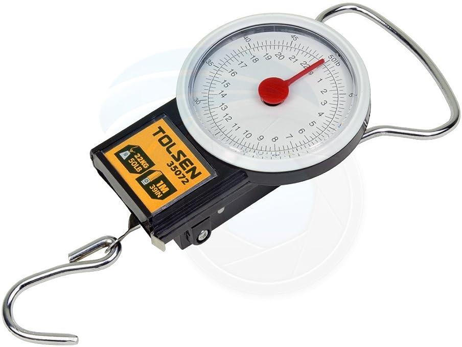 サイトライン光沢雇用50lbs 22?kgポータブル旅行荷物荷物バッグスケール測定テープ