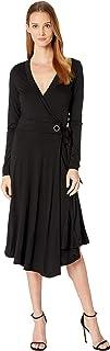 فستان لل نساء مقاس L , ازرق - فساتين سهرات