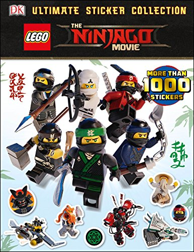 Ultimate Sticker Collection: The Lego(r) Ninjago(r) Movie (Ultimate Sticker Collections)