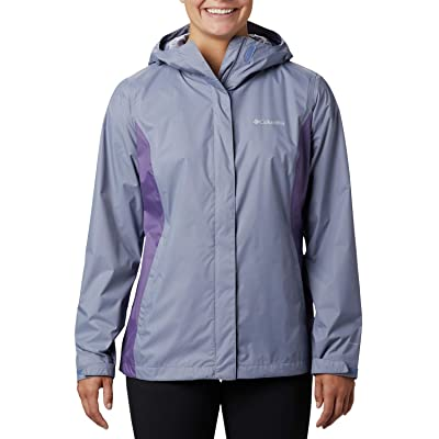 Columbia Arcadia IItm Jacket (New Moon/Plum Purple) Women