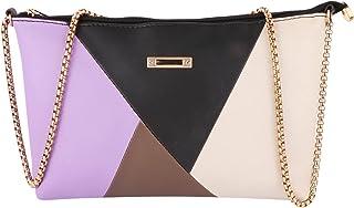 GM CREATIONS® PU Leather Stylish Modern Designer Latest Trendy Cross-body side sling Bag For Women & Girl