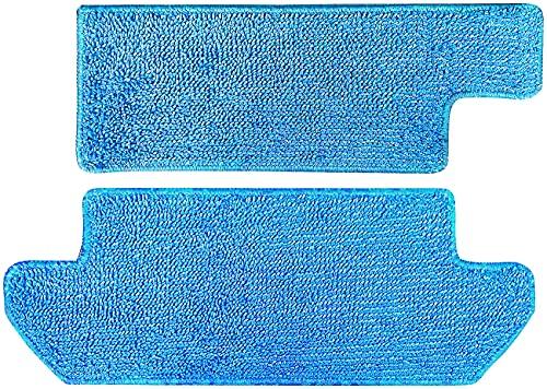 Sichler Exclusive Zubehör zu 2er-Set Wischtücher für Multiroom-Saug- und Wischroboter PCR-8900.app