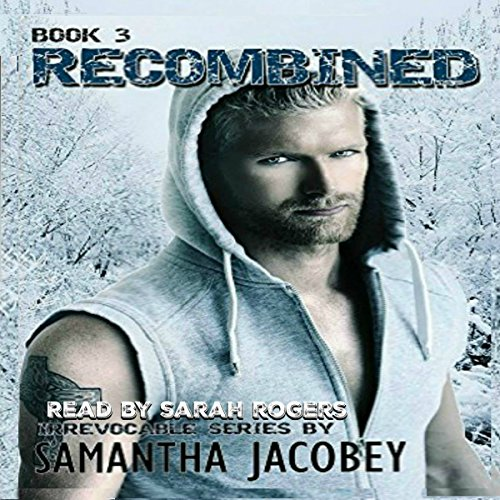 Recombined audiobook cover art