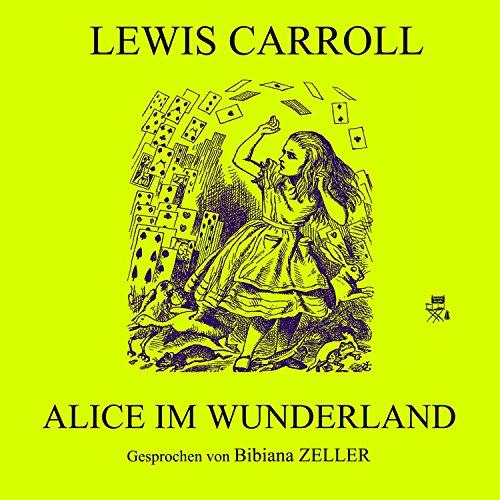 Alice im Wunderland cover art