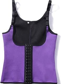 KINDOYO Women Vest Shaper Open Bust Shapewear Firm Control Bodysuit