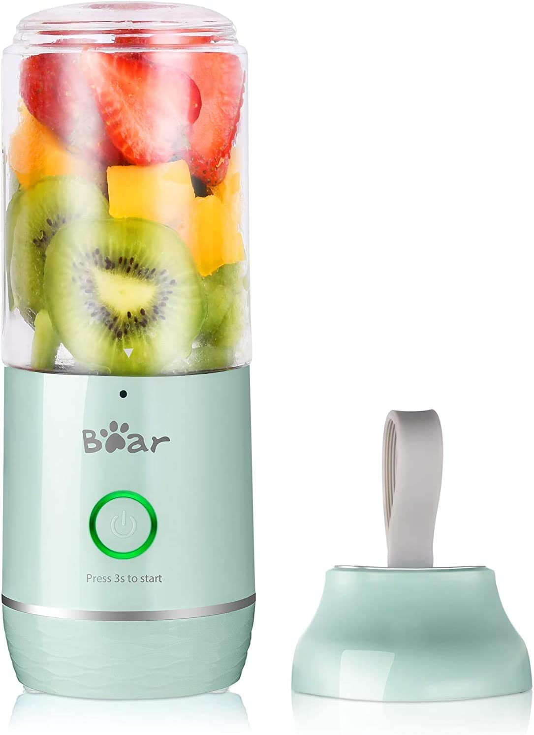 Popular shop is the lowest price challenge DishyKooker Portable Blender with Seasonal Wrap Introduction USB Free Bottles Rech
