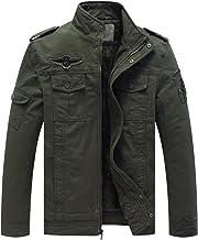 disponibilità nel Regno Unito 59284 ab077 Amazon.it: giacca stile militare uomo