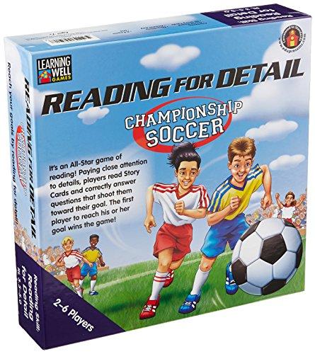 Edupress Reading for Detail Game, Blue Level (EP60501)