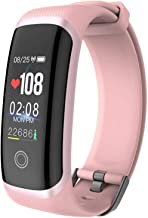 Smart Watch 0.9-inch Screen Fitness Tracker Sports Pedometer Bracelet Message Push Smart Reminder Ip67 Waterproof