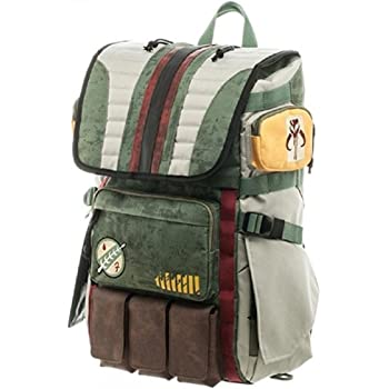 MiaoDuo for Star Wars Boba Fett Laptop Backpack Standard Bag