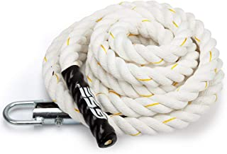 GSE Games & Sports Expert Polyester Gym Fitness Training Climbing Ropes (6ft to 30ft Available)