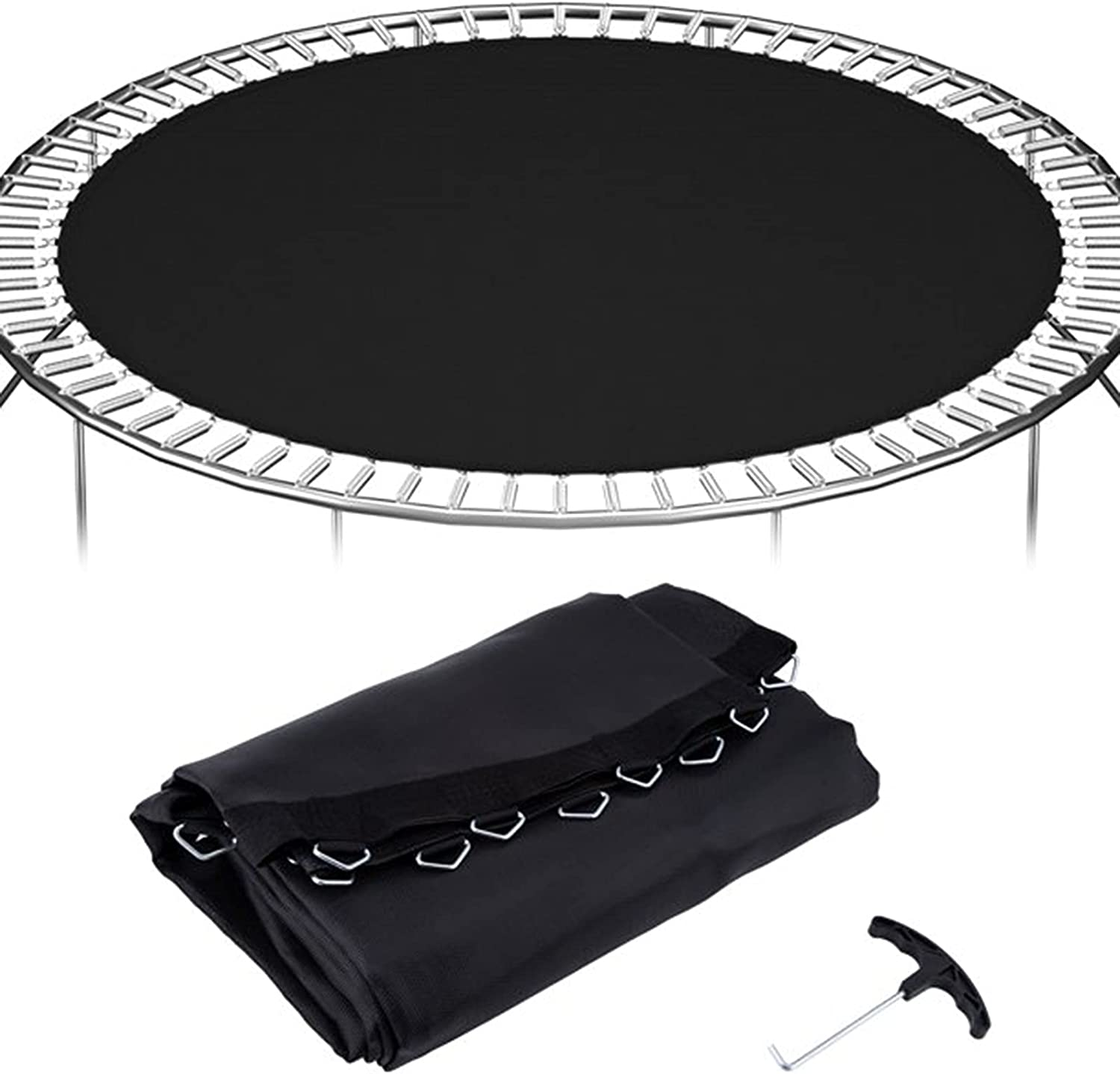 Phoenix Mall LIANGX Jumping At the price of surprise Mat for 14' Replacement 6ft~16ft Round Trampoline