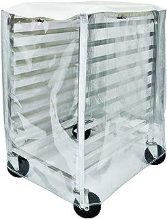 Winco ALRK-10-CV Cover for 10-Tier Sheet Pan Rack ALRK-10 and ALRK-10BK
