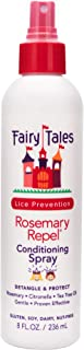Fairy Tales Rosemary Repel Daily Kid Conditioning Spray- Conditioning Lice Spray for Kids..