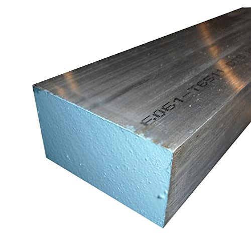 """1//2/"""" x 6/"""" 6061 T6511 Aluminum Flat Bar x 48/""""-Long--/>.500/"""" x 6/"""" 6061 Aluminum Bar"""