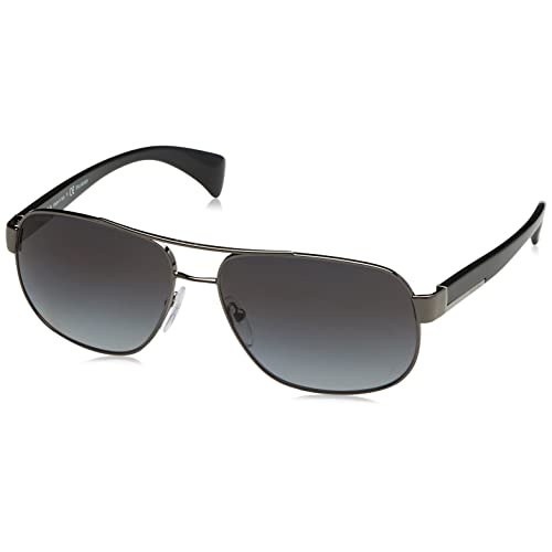 f28718c7e3036a Prada Aviator Sunglasses: Amazon.com