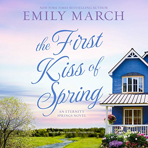 The First Kiss of Spring audiobook cover art