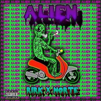 Alien (feat. Norte)