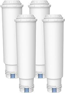 AquaCrest AQK-05 kompatibel kaffemaskiner vattenfilter ersättning för Krups Claris F088 Aqua filter Bean-to-Cup kaffebrygg...