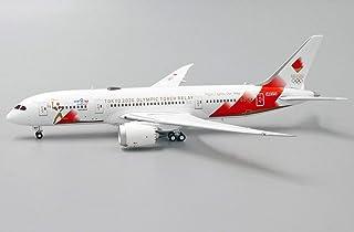 JAL ANA ボーイング 787-8 JA837J オリンピック 聖火特別輸送機 1/400 ダイキャスト JC Wings