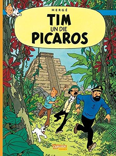 Tim und Struppi: Tim und Struppi Dialektausgabe: Tim un die Picaros
