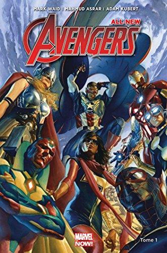 All new Avengers