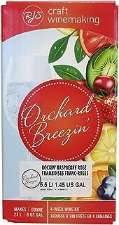 Orchard Breezin' Rockin' Raspberry Rosé