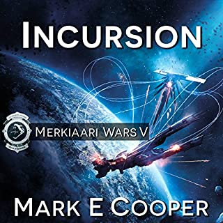 Page de couverture de Incursion