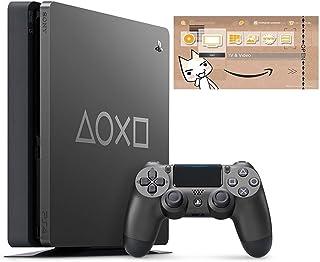 PlayStation 4 Days of Play Limited Edition 1TB (CUH-2200BBZR) 【Amazon.co.jp限定】オリジナルカスタムテーマ 配信
