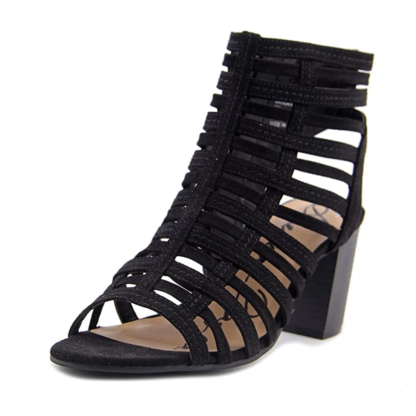 腹部深める悪性[American Rag] Womens Sanchie Open Toe Casual Strappy Sandals [並行輸入品]